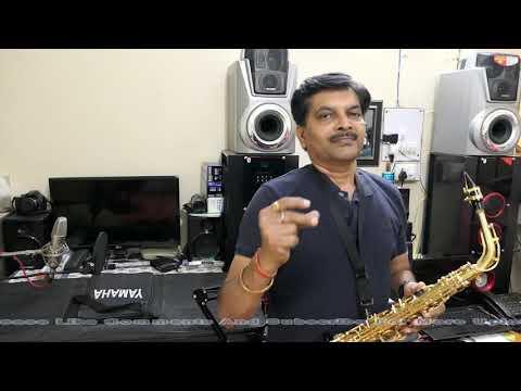 Chhup Gaye Sare Nazare Saxophone Cover DR C B Savita