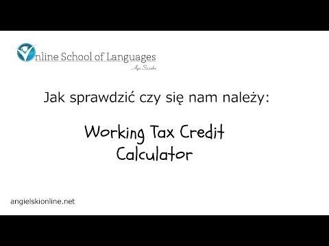 Czy mi się należy Working Tax Credit