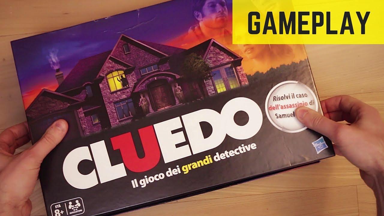 Cluedo il gioco da tavolo dei grandi detective gameplay youtube - Gioco da tavolo non t arrabbiare ...