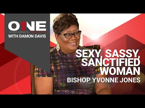 1onONE with Damon Davis - Bishop Yvonne Jones