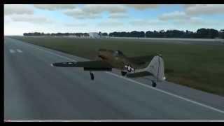 РБУ винищувача Fw 190 D-9 новий гальма & Т-Руддер