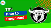 ThinkorSwim Login and Accessing ThinkorSwim Paper Money Login - YouTube