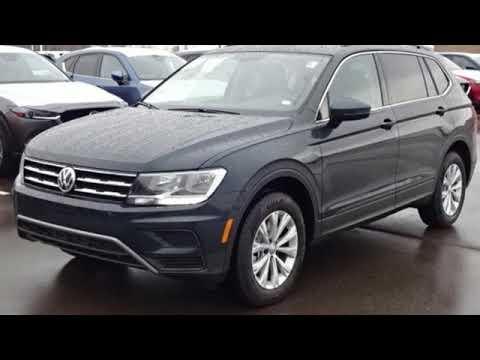 New 2019 Volkswagen Tiguan Farmington MI Detroit, MI #H819174