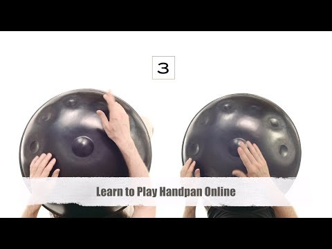 Handpandojo.com - Learn to play Handpan Online