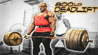 Ronnie Coleman 800lb Dead Lift HD