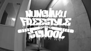 Нунчаку Фристайл Видеоуроки - Вертикальная плоскость/Freestyle Nunchaku- vertical plane