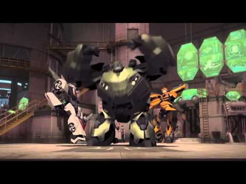 Transformers Beast Hunters Theme Song | Funny Dance Moves | TV Show