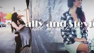 Ally Hills - IN LOVE WITH A STRAIGHT GIRL (OFFICIAL SONG)