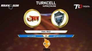 PROVG - Dota 2 Turnuvası - BFTurK vs ANT 2. Final Karşılaşması