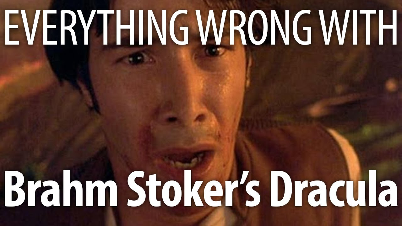 Everything Wrong With Bram Stoker's Dracula In 18 Minutes Or Less