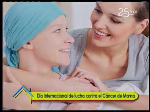 Día internacional de lucha contra el cáncer de Mama