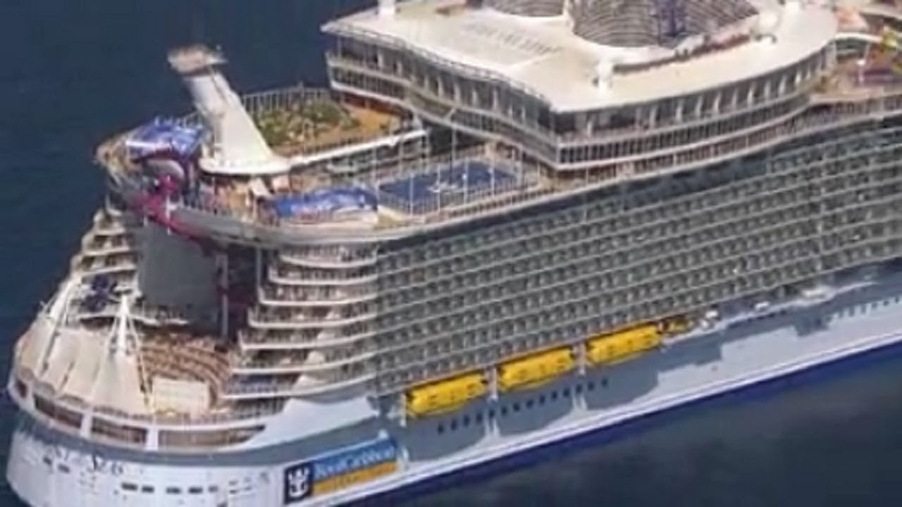 Two Royal Caribbean Cruise Ships Depart From Port Canaveral For First Time