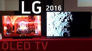 Новая линейка телевизоров LG 2016 года(На презентации компании LG 2016 года, была представлена новая линейка телевизоров с технологией OLED, которая..., 2016-06-09T15:53:56.000Z)