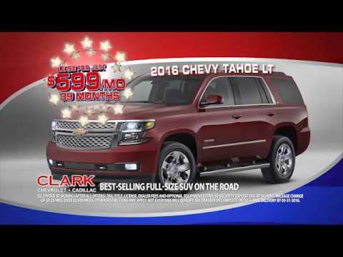 Tom Clark Chevy >> Clark Chevrolet Cadillac Inc Is A Pinehurst Chevrolet