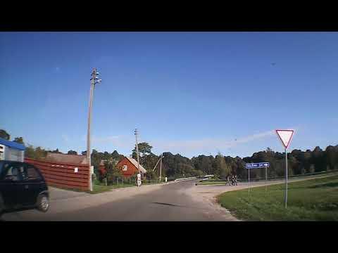 Virtualus Tryškių turas / Virtual Tour of Tryskiai, Lithuania