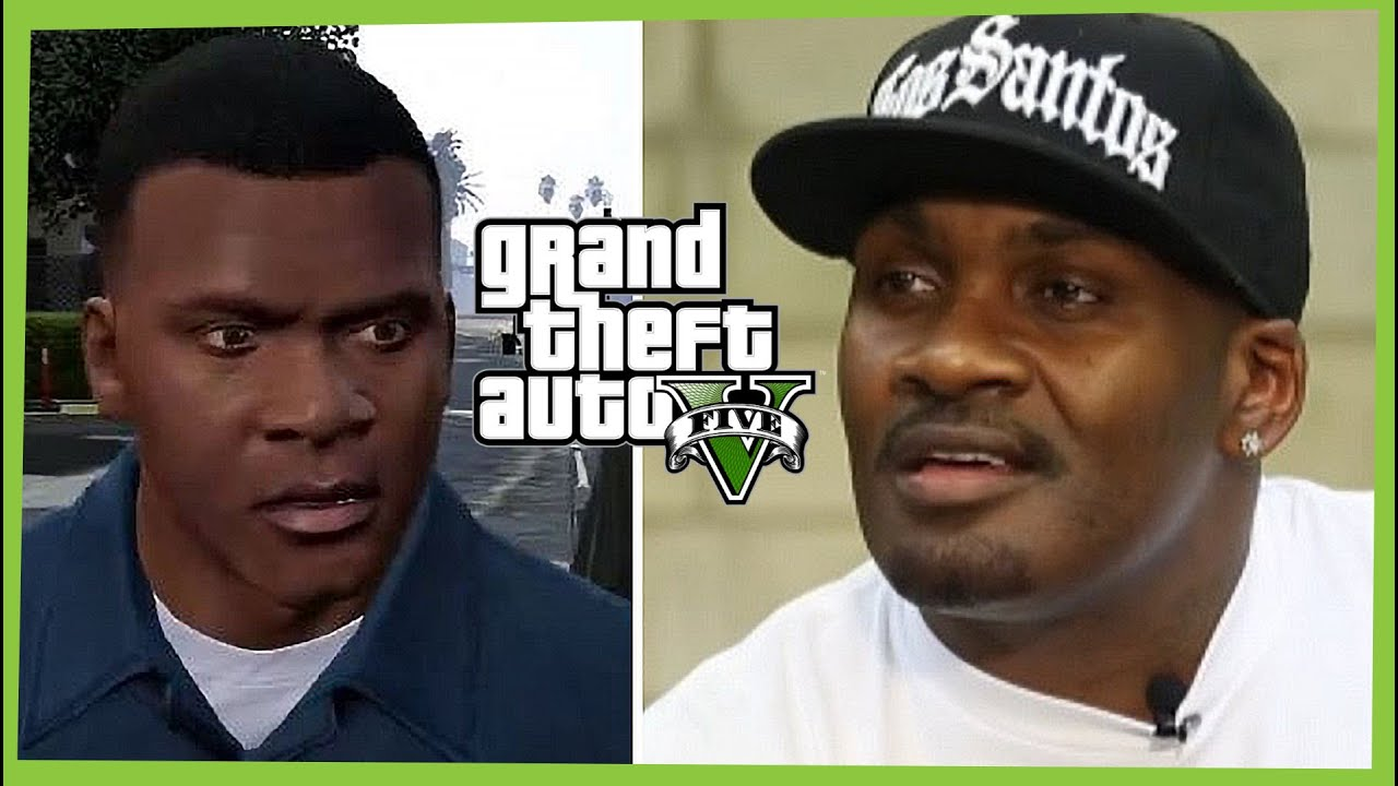 The gallery for --> Gta Sa Voice Actors