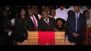 The Winans Family Sing Tomorrow at Funeral of Whitney Houston by First Day Church Atlanta