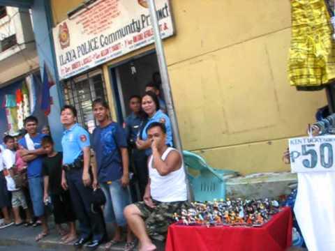 MANILA POLICE IN PHILIPPINES
