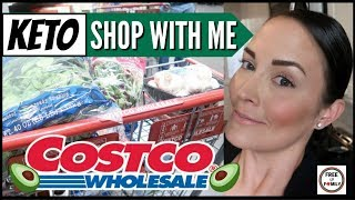 🥑NEW KETO GROCERY SHOPPING LIST 2019 ● KETO at COSTCO SHOP WITH ME + HAUL ● FAVORITE LOW CARB FOODS