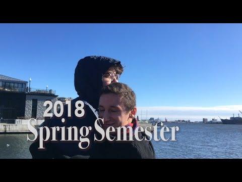 Johns Hopkins Spring Semester 2018