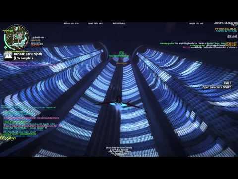 broadcast tower elevator hole