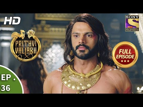 Prithvi Vallabh - Ep 36 - Full Episode - 27th May, 2018