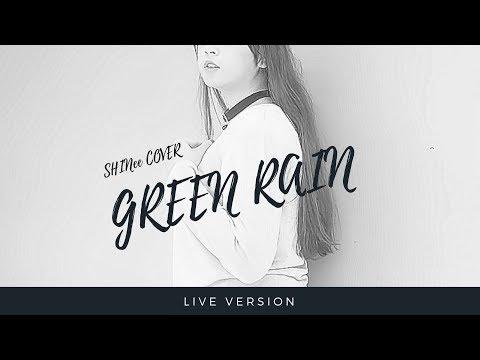 Chichi  - Green Rain 초록비 (SHINee Green Rain cover)