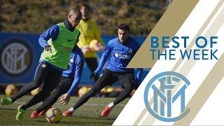PARMA vs INTER | WEEKLY TRAINING | Goals from Joao Mario, Perisic and...