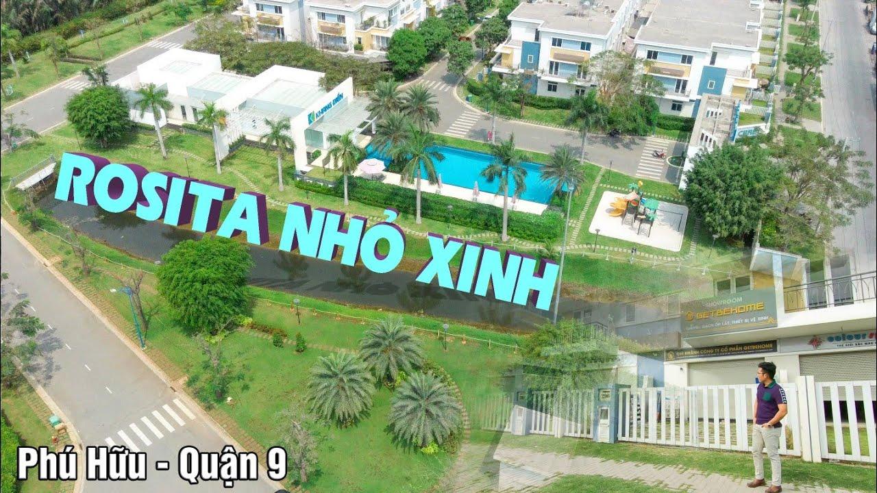 Quy mô NHỎ, không gian TO – ROSITA (Khang Điền), p.Phú Hữu, Q9 – Tp.HCM