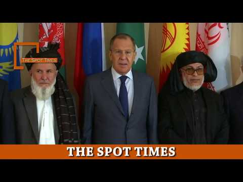 Moscow conference on Afghanistan;Taliban attend Moscow;Kabul refuse to participate | 2018