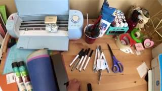 Cricut Basics for Beginners!!   What Tools You Need to Get Started with Your Cricut!