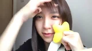松岡 菜摘 Matsuoka Natsumi HKT48.
