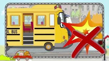 [EBS 디딤돌] - 안전교육/ 승합차 안전하게 타고 내리기