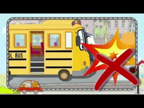 EBS 디딤돌 안전교육 승합차 안전하게 타고 내리기