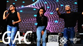 Video Gamaliel Audrey Cantika (GAC) LIVE - EYE OF UNIVERSE | F2WL 2016 download MP3, 3GP, MP4, WEBM, AVI, FLV Oktober 2017