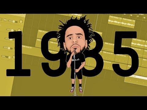 How J. Cole made 1985