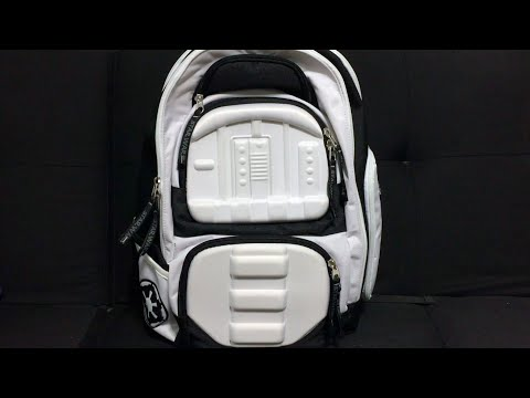 Stormtrooper Gaming Backpack from Bioworld Merchandising REVIEW