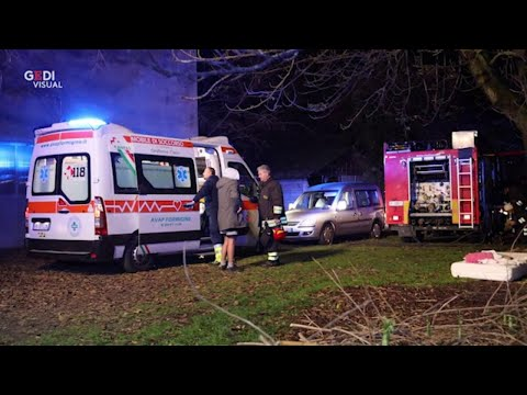 Formigine incendio in una palazzina: tre intossicati from YouTube · Duration:  2 minutes 40 seconds