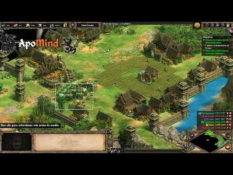 1. Los Tigres Birmanos [DIFÍCIL] Bayinnaung - Age Of Empires II: Definitive Edition [AoE2DE]