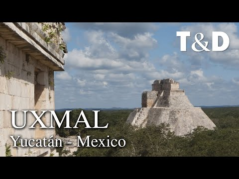 Uxmal Tourist Guide - Maya City in Yucatán, Mexico - Travel & Discover