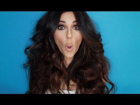 How to BIG SEXY HAIR!  | How To Hairstyles & Hair Tutorials | Teni Panosian thumbnail