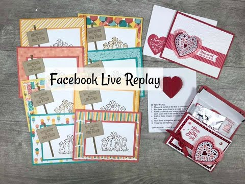Facebook Live Replay 1.05.20
