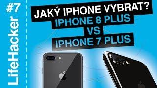 iPhone 8 Plus vs iPhone 7 Plus - jaký iPhone vybrat?