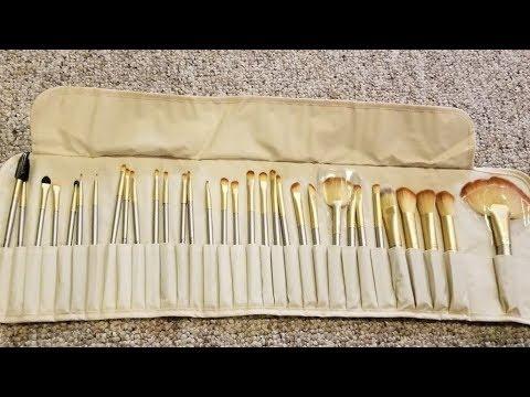 VANDER Makeup Brushes 32 Pieces Professional Makeup Brush Set