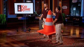 Jimmy Kimmel Pitches Kid Kone - Shark Tank