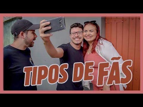 TIPOS DE FÃS!