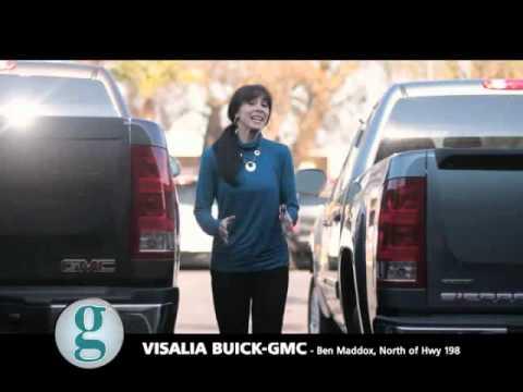 GMC Trucks specials at Visalia Buick GMC CA