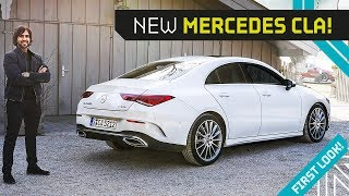 New CLA is a CLS killer! PLUS the AMG 35 and 45S!