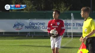 Mexico vs Indonesia - Ranking match 9/12 - Full Match - Danone Nations Cup 2016