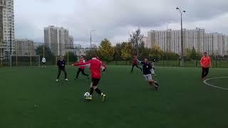 Urban Cup - 2018/19. Первая лига. Юго-Восток. 3 тур. Солярис 1-:-1 FC Sparta Moscow